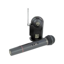 Nady DKW 1 HT A SYS 115 DKW-1H Wireless Microphone System with Hand Held Mic/Transmitter