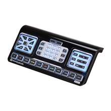 Monster Cable MCC AV 55 Simple-Advanced Console Universal Remote w/Smart Indicator Dual Backlighting