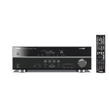 Yamaha Corp. of Americ HTR3063BLN 5.1 Channel 500 Watt AV Receiver Each, Black