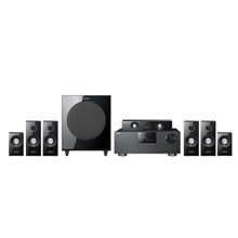 Samsung HW-C770BS 7.1 Channel Receiver Home Theater System