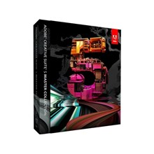 Adobe 65066410 Master Collection CS5 Upgrade From Master Collection CS3 For MAC