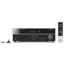 Yamaha Corp. of Americ RX-V467BL 5.1-Channel Receiver