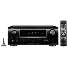 Denon AVR-1911 7.1 Channel A/V Home Theater Multi-Source / Multi-Zone Receiver with HDMI 1.4a supporting 1080p and 3D Black