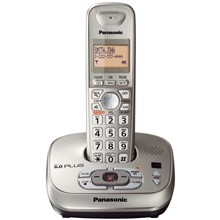 Panasonic KX-TG4021N Expandable Digital Cordless Phone with Answering System with 1 Handset