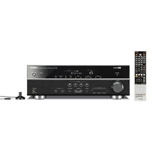 Yamaha Corp. of Americ RX-V667BL 7.2-Channel Receiver