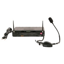Samson SW7AVSCEN3 AirLine 77 Fitness Head Worn Wireless Microphone System Frequency N3