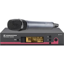 Sennheiser EW 115 G3-B2-US EW115 G3 Wireless Handheld Microphone System with E815LE Mic Frequency B / 630 - 662 MHz