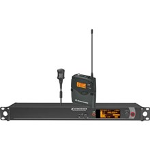 Sennheiser 2000BP PACKAGE 4-A 2000 Bodypack Kit with EM 2000 Wireless Receiver/ SK2000/ MKE 1 A: 516-558MHz