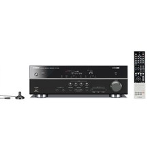 Yamaha Corp. of Americ HTR-4063BL HTR-4063 5.1-Channel Digital Home Theater Receiver
