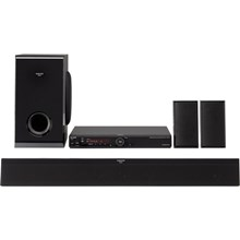 Sharp BD-MPC41 U Blu-ray Disc Home Theater System