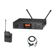 Audio-Technica ATW-2129AD ATW-2129a Wireless Lavalier Microphone System
