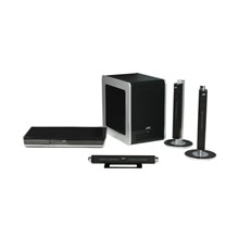 JVC DD3 Factory- 220W 31-Ch DVD Home Theater System