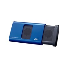 JVC SP-A130 Portable Speaker System Blue