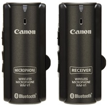 Canon WM-V1 Wireless Microphone System For HF-M40/41/400/ HF-G10