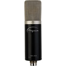 MA-200 Mojave Audio Large Diaphragm Tube Condenser Professional Microphone