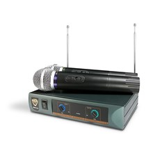 DKWDUO Brand Nady Dkw-duo Dual Wireless Vhf Microphone System with up to 300 Foot Range and Top of the Line Sound Quality