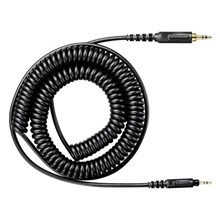 Shure HPACA1 Coliled Replacement cable for SRH440, SRH750DJ, SRH840 Professional Headphones.