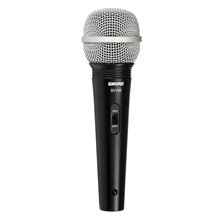 "Shure SV100-W Multi-Purpose Microphone with XLR-1/4"" Cable"
