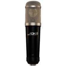 ADK A6 Microphones Class A, FET, Studio Condenser Microphone with Mounting Ring