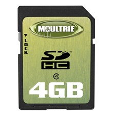 Moultrie MFH-SD4GB 4G SD Card