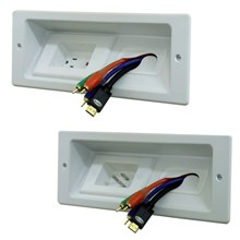 PowerBridge TSCK In-Wall Cable Management System