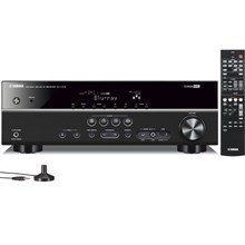 Yamaha Corp. of Americ RXV373BL 500W 51-Ch A/V Home Theater Receiver