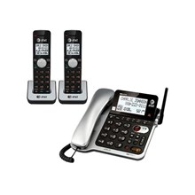AT&T CL84202 DECT 60 Expandable Phone System with Digital Answering System