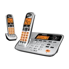Uniden D1685-2 1.9 GHz DECT 6.0 2X Handsets Cordless Phones