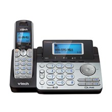VTECH VT-DS6151 2-Line Cordless With Itad