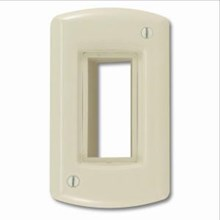PowerBridge CSIW-WH Cable Solution A/V Cable Wall Plate - White