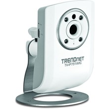 TRENDnet TV-IP751WIC Wireless Day / Night Cloud Camera