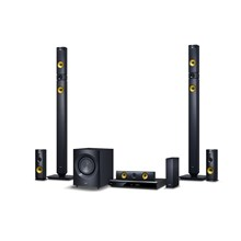 LG MD05033423 3D-Capable 9.1 Ch Aramid Fiber Blu-ray Disc™ Home Theater System with Smart TV