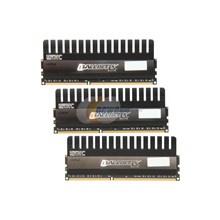 Micron BLE3KIT2G3D1608CE1TX0 Crucial Ballistix Elite Three Channel Kit-6GB Kit (3x2GB)-DDR3-1600