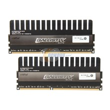 Micron BLE2KIT4G3D2001CE1TX0 Crucial Ballistix Elite Dual Channel Kit - 8GB Kit (2x4GB) - DDR3-2000