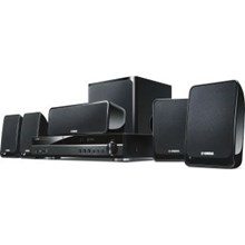 Yamaha Corp. of Americ BDX610BL 500W 51-Ch 3D / Smart Blu-ray Home Theater System