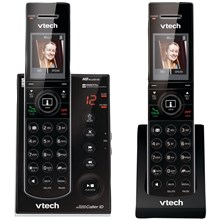 VTECH IS71212 DECT 60 Expandable Cordless Phone System with Digital Answering System