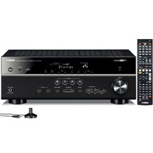 Yamaha Corp. of Americ RX-V475BL 575W 51-Ch A/V Home Theater Receiver