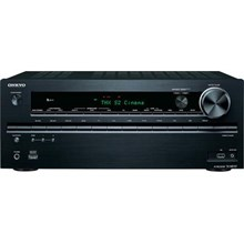 Onkyo TXNR727 770W 72-Ch Network-Ready 4K Ultra HD and 3D Pass-Through A/V Home Theater Receiver