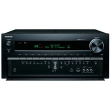 Onkyo TXNR828 910W 72-Ch Network-Ready 4K Ultra HD and 3D Pass-Through A/V Home Theater Receiver