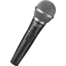 Audio-Technica PRO 31QTR Basic Handheld Cardiod Dynamic Microphone