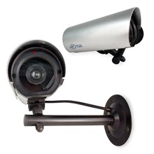 SVAT ISC200 Outdoor Imitation Security Camera with Blinking LED