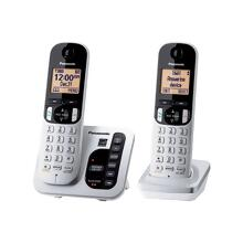 Panasonic KX-TGC222S <p>Expandable Digital Cordless Answering System with 2 Handsets</p>