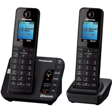 Panasonic KX-TGH262B Link2Cell Bluetooth Cellular Convergence Solution with 2 Handsets
