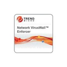 TRENDMicro NERN0011 Network VirusWall Enforcer 2500 - Maintenance real 1 year - 1 unit, up to 250 users - TMLP - 101+ level
