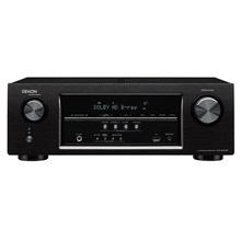 D+M Group AVR-S500BT 5.2 Channel Full 4K Ultra HD A/V Receiver with Bluetooth