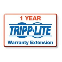 1-Year Extended Warranty and Technical Support for Select Tripp Lite Products – Includes UPS Battery Coverage if Applicable (WEXT1F)
