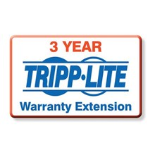 3-Year Extended Warranty - For select Tripp Lite Products (WEXT3T)