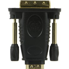 """General Electric 22701 DVI Male to HDMI Female Adapter """""""""""
