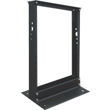 Tripp Lite 13U SmartRack 2-Post Open Frame Rack - Organize and Secure Network Rack Equipment (SR2POST13)