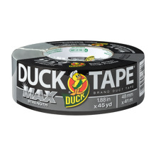 Duckbrand Duck Max Strength® Duct Tape MAX Strength Duck Tape - Silver Silver
